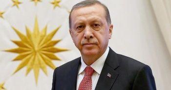 Cumhurbaşkanı Erdoğan'dan A Milli Takım'a tebrik mesajı
