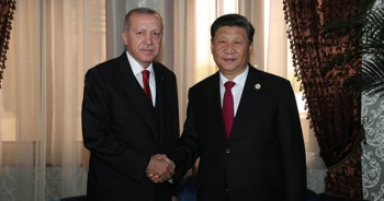 Cumhurbaşkanı Erdoğan'dan liderlerle kritik görüşme