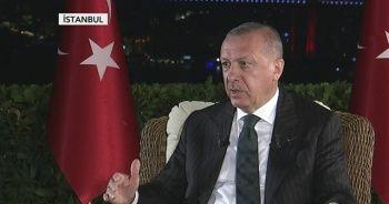 Cumhurbaşkanı Erdoğan'dan teröristbaşı Öcalan'ın mektubu hakkında ilk açıklama