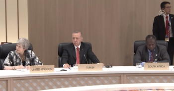 Cumhurbaşkanı Erdoğan, G20 Zirvesi kapanış oturuma katıldı