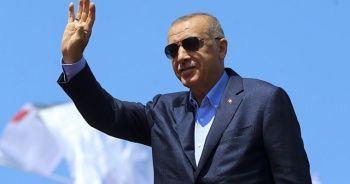 """Cumhurbaşkanı Erdoğan: """"Seçimden sonra hesabını vereceksin"""""""