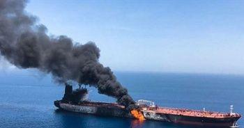 """Dışişleri Bakanlığı: """"İki petrol tankerine yapılan saldırıyı kınıyoruz"""""""