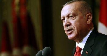 Erdoğan: 'Bu hakkı ilgisi alakası olmayanlara yedirmeyiz'