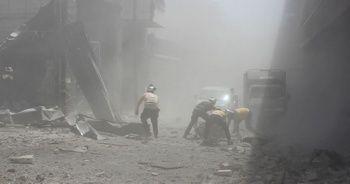 Esad rejiminden bayramda katliam : 5 ölü