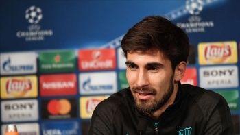 Everton, Barcelona'dan Andre Gomes'i transfer etti
