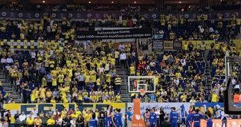 Fenerbahçe taraftarından Sloukas'a destek