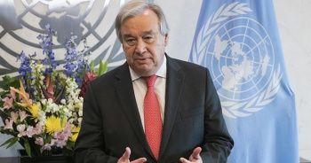 Guterres'ten ABD-İran gerilimine ilişkin açıklama