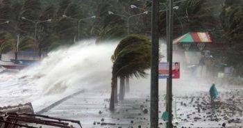 Hindistan'da tahliyeler başladı: Vayu kasırgası geliyor