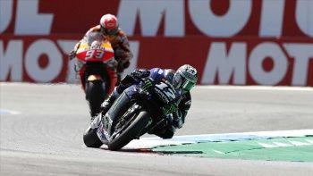 Hollanda Grand Prix'sinde zafer Vinales'in