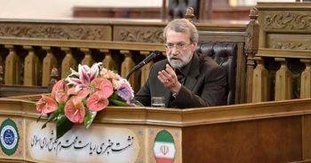 İran Meclis Başkanı'ndan 'Macron'un sözleri acemice' eleştirisi