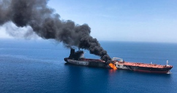 İran: Tankerlere saldırıyı tanımlamak için şüpheli ifadesi yetersiz kalır
