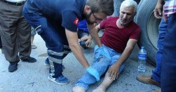 İstanbul'da dehşet verici olay! Aynadan baktı bir daha ezdi...