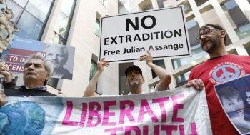 Julian Assange'ın ABD'ye iade davası 25 Şubat 2020 tarihine ertelendi