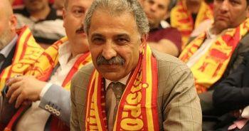 Kayserispor'da Başkan Erol Bedir güven tazeledi