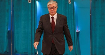 Kazakistan'ın yeni cumhurbaşkanı Kasım Cömert Tokayev oldu