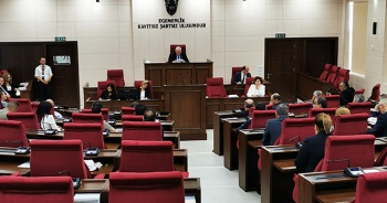 KKTC'de 35. hükümet güvenoyu aldı