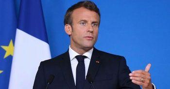 Macron'dan ABD-İran gerilimine ilişkin açıklama