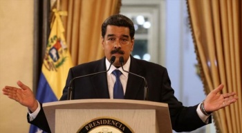 Maduro'dan 'sınır' kararı