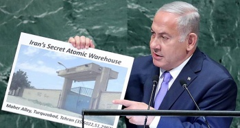 """Netanyahu'dan """"İran atom bombası imal etmeye çok yakın"""" iddiası"""