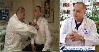 Prof.Rıfat Eralp TGRT FM e konuştu: Kalp krizlerinin hikayesi vardır…