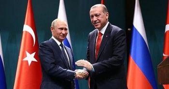 Putin'den Türkiye-Rusya iş birliğine övgü