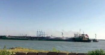 Rusya'da tanker yangınında 3 kişi öldü