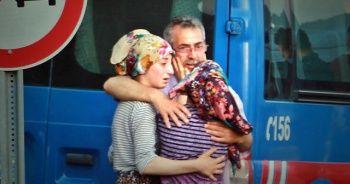 Samsun'da acı olay