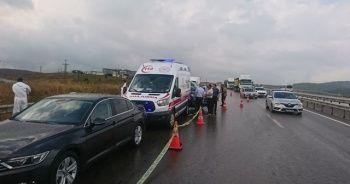 Sancaktepe'de bir kadın yol ortasında pompalı tüfekle öldürüldü