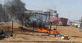 Sudan'da ölü sayısı 101'e yükseldi