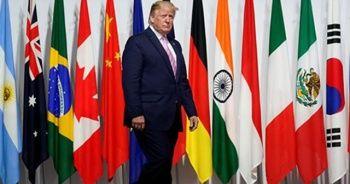 Trump'ın G-20 gündemine ikili ticari ilişkiler ve İran damga vurdu