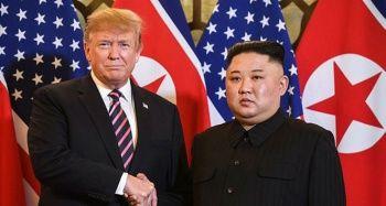 Trump'tan Kim'e ilginç teklif: Sınırda görüşelim .