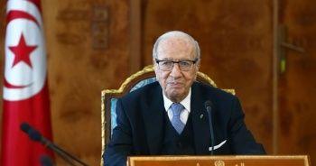Tunus Cumhurbaşkanı Sibsi'nin durumu iyiye gidiyor