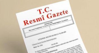 Uluslararası anlaşmaların onaylanmasına dair kanunlar Resmi Gazete'de