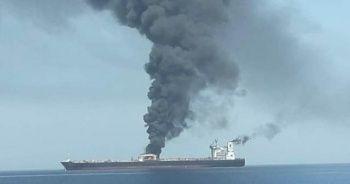 Umman denizinde iki petrol tankerine saldırı: 44 mürettebat kurtarıldı