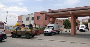 YPG/PKK Azez'deki TSK üssüne saldırdı! 1 askerimiz şehit oldu, 4 askerimiz yaralandı