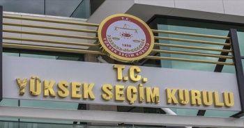 YSK'dan AK Parti'nin başvurusuyla ilgili karar