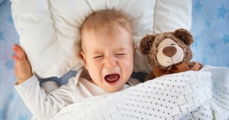 Çocuklarda Uyku Bozuklukları Ve Tedavisi