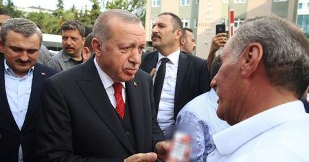 Cumhurbaşkanı Erdoğan'a Bağcılar'da yoğun ilgi