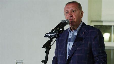 Cumhurbaşkanı Erdoğan'dan Macron'a Doğu Akdeniz tepkisi