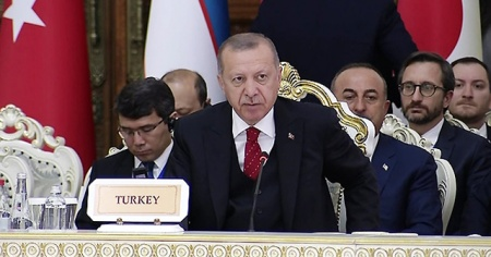 Cumhurbaşkanı Erdoğan: Kudüs'te oldu bittileri reddediyoruz