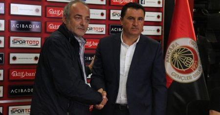 Gençlerbirliği Mustafa Kaplan ile sözleşme imzaladı