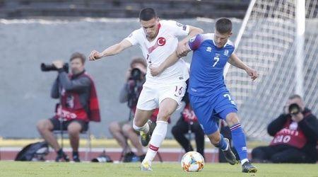 İzlanda Türkiye A Milli takım maçı özeti golleri izle! İzlanda Türkiye kaç kaç bitti?