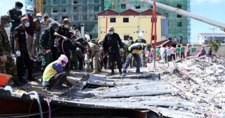 Kamboçya'da ölü sayısı 24'e yükseldi