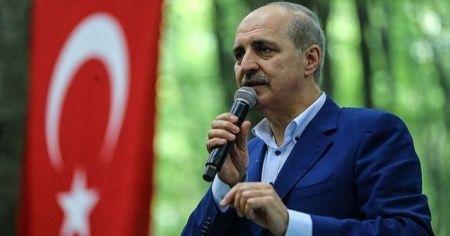 Numan Kurtulmuş: Hesabı inşallah İstanbul halkı tamamlayacak