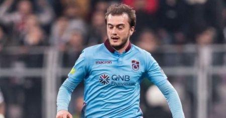 Trabzonspor'a veda etti