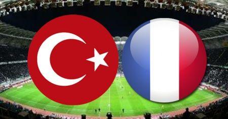 Türkiye Fransa maçı canlı izle! Milli Maç Heyecanı! Türkiye Fransa canlı skor kaç kaç? TRT1 Canlı İzle