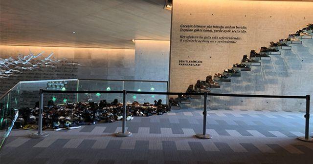 'Hafıza 15 Temmuz Müzesi' ilk kez görüntülendi