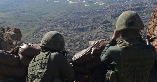 600 bin TL ödülle aranan terörist öldürüldü