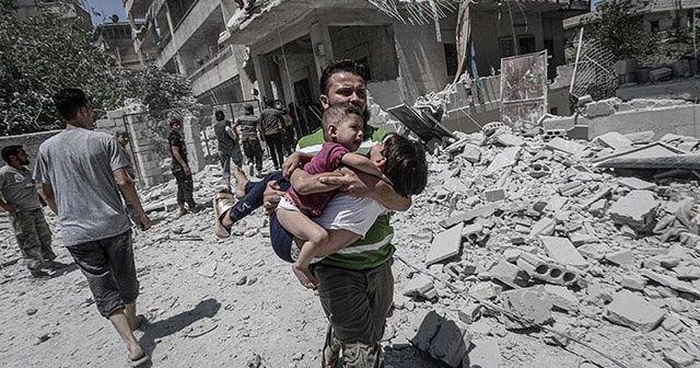 AB, İdlib'e hava saldırılarından endişeli