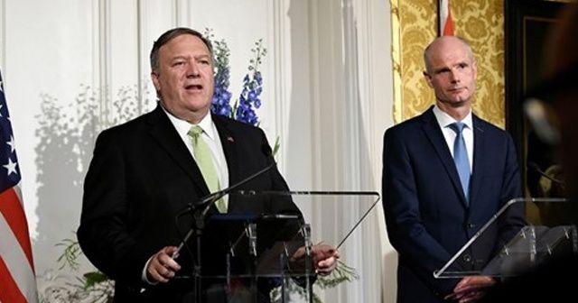 ABD Dışişleri Bakanı Pompeo: Avrupa tarihindeki bu acı dolu bölüm asla unutulmamalıdır